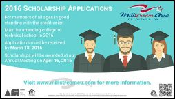 MACU Jan 2016 Scholarship Application