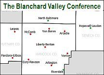 BVC Girls Softball Standings – April 24