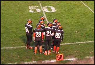 Tiger Football ends season with 'W'