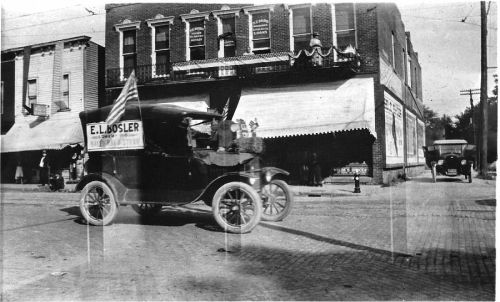 Historical Photo 2 B&O Jubilee Parade S. Main St. 1922