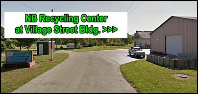 NB Recycling Center Holiday Hours