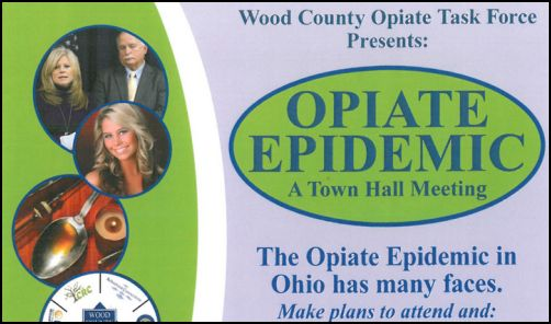 Opiate Epidemic – A Town Hall Meeting