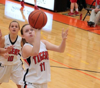 Lady Tigers top Vanlue in BVC action