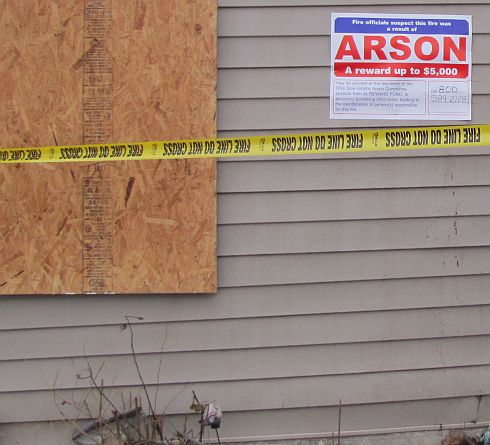 NB Man Charged with arson for Rhodes Ave. fire