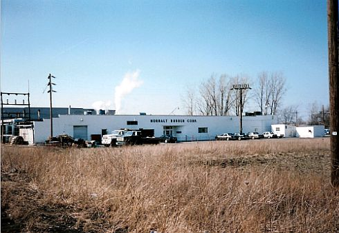 NORBALT Rubber Co. ca. 1960s