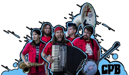 GOST chardon polka band
