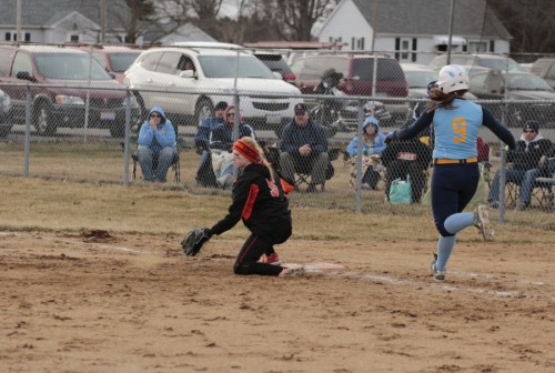 NBHS Softball March 30 1