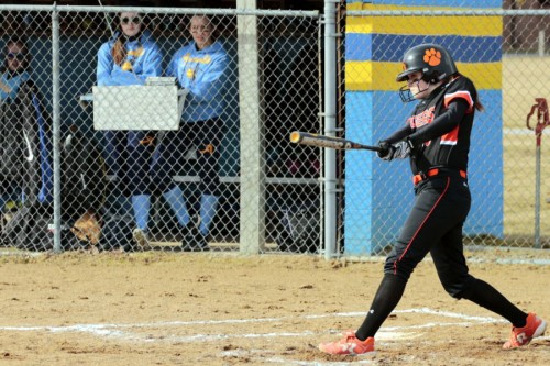 NBHS Softball March 30 3