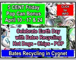 Bates promo sheet Earth Day 2015 250