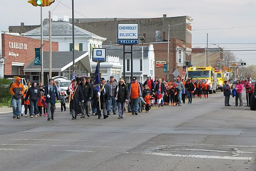 NB Little League Opening Day Parade and Festivities (food)
