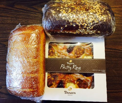 Panera Bread Day at Praise Chapel – TODAY – Wednesday