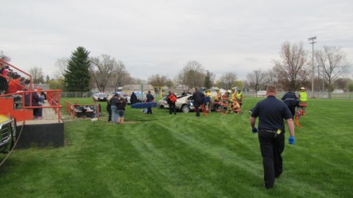 Mock Crash 2015 1