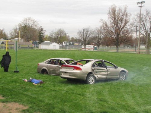 Mock Crash 2015 2