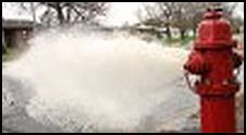 Hydrant Flushing Continues Around Village