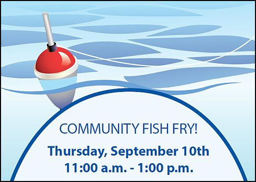 Briar Hill Community Fish Fry in September
