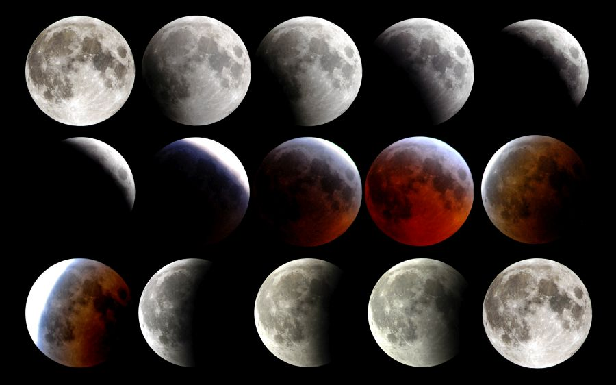 Lunar Eclipse to be on LIVE Webcast