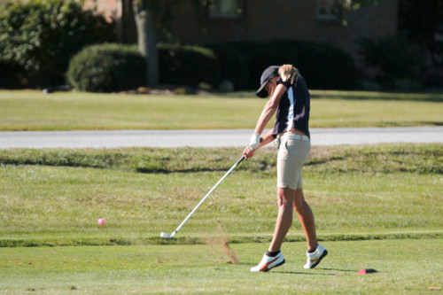 NBHS Golf Girls Jordan B