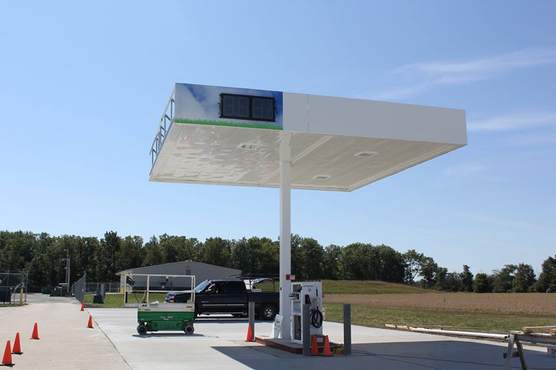 Autogas Propane Fueling Station Grand Opening in NB