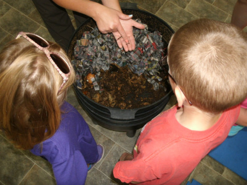 library worms composting - Copy