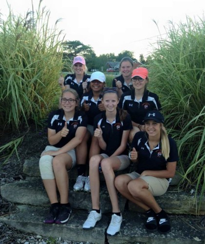 Well Done, Golfers! 16-2 for the season so far
