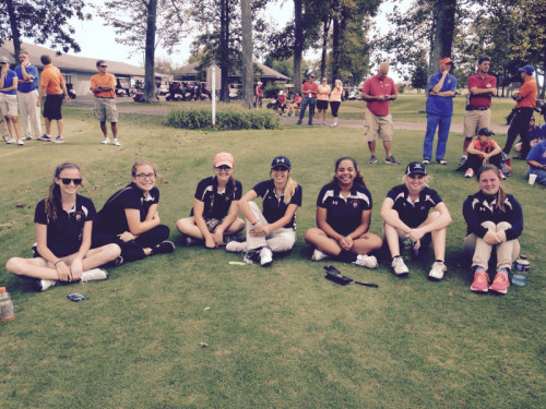 NBHS GolfGalsDistricts 2