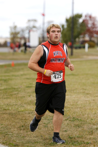 PhotoGallery NBHS Cross Country BVC Meet Daniel Crouse