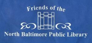 Friends of the NB Public Library logo