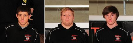 "Wrestlers Patterson - ""Big Red"" - Cotterman"