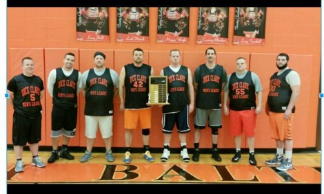 DCML Mens Basketball Champs 2015 - 16