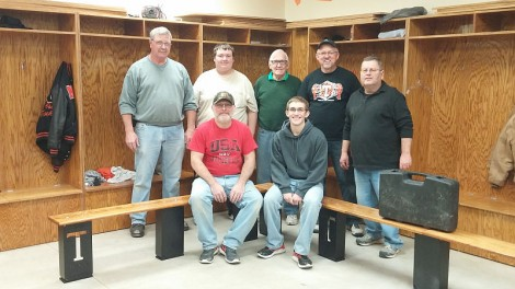 Tyler S eagleScout project Boys Room Helpers