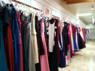 """Starts Today – 10th Annual """"Don't Stress Over the Dress"""""""