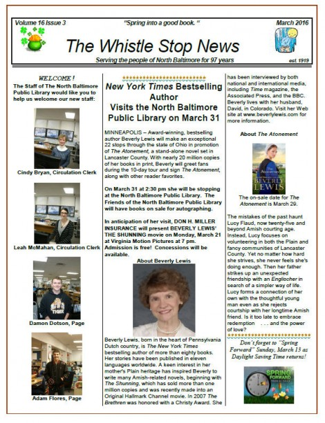 NBPLibrary MArch2016Newsletter p1