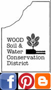 Wood SWCD Holds Annual Tree Sale