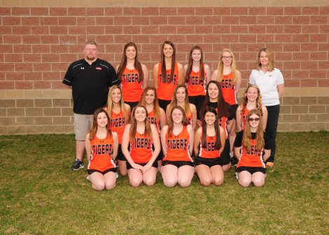 NBHS Girls Track Team 2016