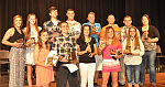 NBHS Track Awards Held