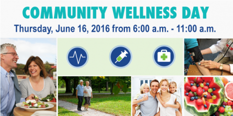 WCH Health and Wellness graphic