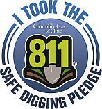 Call 8-1-1 BEFORE you dig!