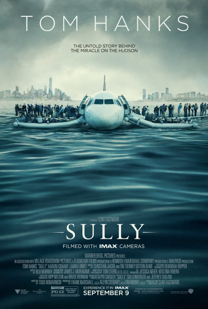 """""""Sully"""" to Show at Virginia Theater"""