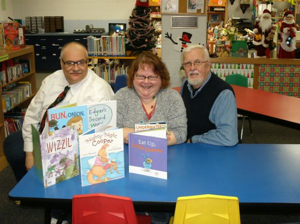 NB Masonic Lodge Donates to NB Library
