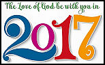 """A Love-of-God New Year"""