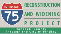 I – 75 Construction Update at Findlay – Nov. 22