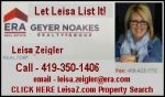 Leisa Zeigler ERA Real Estate
