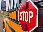 """It's National School Bus Safety Week– """"Stop on Red"""""""