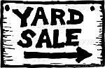 Peace Church Yard Sale