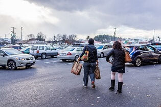 Nationwide Claims Phone Number >> Holiday Shopping Season: Parking Lots Are Riskier Than You Think – TheNBXpress.com