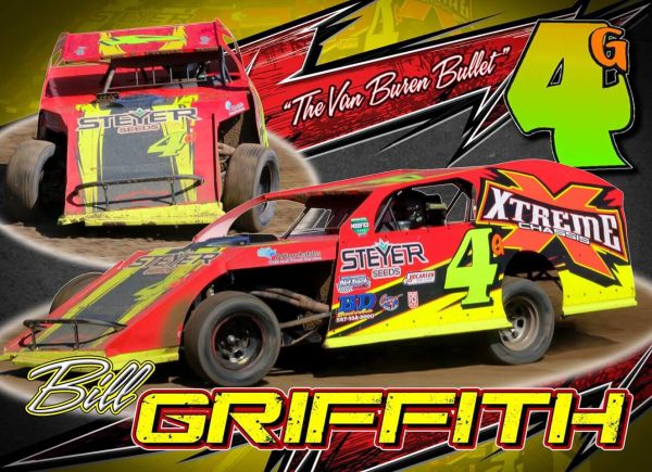 Griffith To End Season At Gateway Nationals