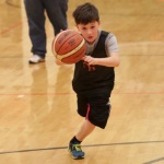 Photo Gallery: First and Second Grade Boys Show their Ball Skills