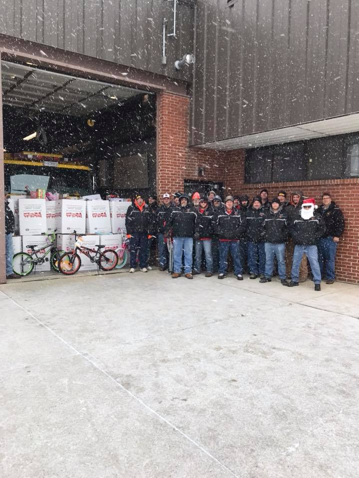 NBVFD 5th Annual Toys for Tots