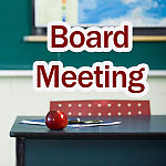 Special School Board Meeting/Work Session