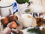 Chowline: Eggnog Safe to Drink if Pasteurized or Cooked